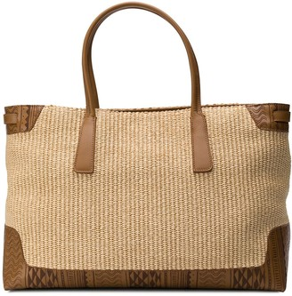 Zanellato Woven Tote Bag