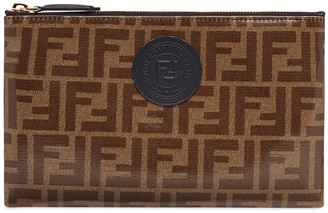 Fendi medium FFreedom envelope clutch