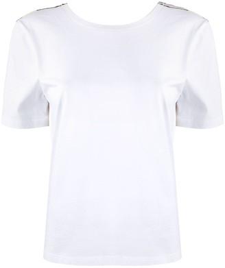 Sandro Paris back tie T-shirt