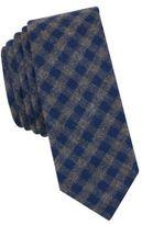 Original Penguin Gingham Cotton Tie