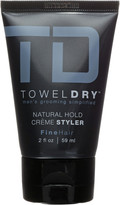 Ulta TowelDry Travel Size TD Natural Hold Creme Styler