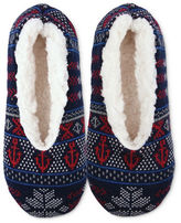 Sperry Acrylic Sherpa Slippers