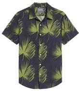 Bonobos Slim Fit Frond Print Sport Shirt