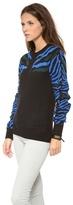 Torn By Ronny Kobo Shauna Zebra Sweater
