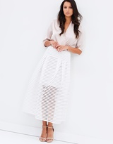Shona Joy Pegasus Full Midi Skirt