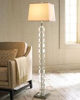 Crystal Cube Floor Lamp