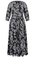 City Chic Bloomsbury Maxi Dress