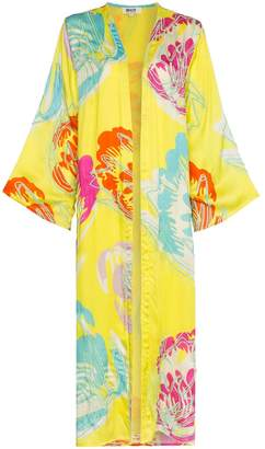 All Things Mochi Camila side split kimono