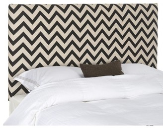 Safavieh Ziggy Zig-Zag Headboard, Available in Multiple Colors and Sizes