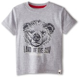 Lucky Brand Kids Land of the Sun Tee (Toddler)