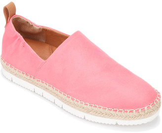 Gentle Souls By Kenneth Cole Lizzy A-Line Sporty Leather Slip-On