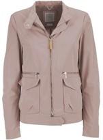 Geox W7220G T0951 Jacket Women Pink Pink