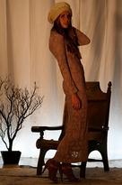 Jens Pirate Booty Jane Birkin Dress in Dirty Rose