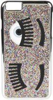 Chiara Ferragni Multicolor 'flirting' Iphone 6 Plus Case