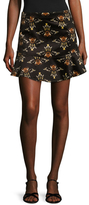 Free People Roll With Us Mini Skirt