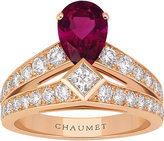 Chaumet Joséphine Tiara 18ct pink-gold