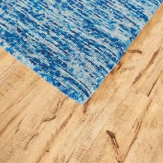 George Oliver Rohan Handmade Tufted Wool Azure Rug Rug Size: Rectangle 5' x 8'