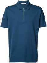Vince zip polo top - men - Cotton - L