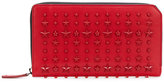 Jimmy Choo Carnaby wallet - men - Cotton/Leather - One Size