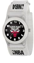 Game Time Rookie Series Chicago Bulls Silver Tone Watch - NBA-ROW-CHI - Kids