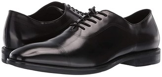 Kenneth Cole New York Ticketpod Lace-Up B (Black) Men's Shoes