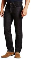 Denham Drill Vi Jeans, Raw Indigo