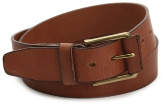 Timberland Pull Up Men's Leather Belt
