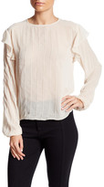 Endless Rose Long Sleeve Bead Blouse