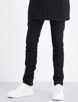 Neil Barrett Clean super-skinny mid-rise jeans