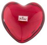 Baccarat Cœur Cupid Heart Paperweight