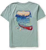 Fripp & Folly Men's Backcountry Short-Sleeve Graphic Tee