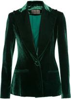 Thumbnail for your product : Cushnie Velvet Blazer