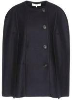 Vanessa Bruno Wool-blend Twill Cape Jacket