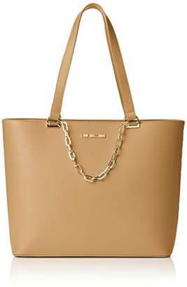 Love Moschino Borsa Smooth Pu, Women's Top-Handle Bag,12x27x40 cm (W x H L)