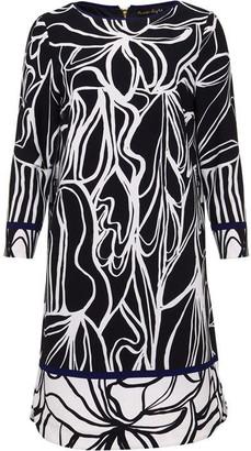 Phase Eight Shisui Linear Print Dress