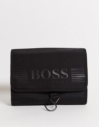 BOSS Business Pixel wash bag