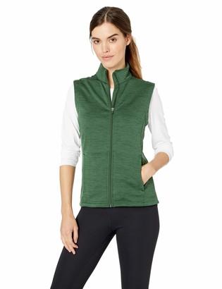 D & Jones Women's Newbury MAlange Fleece Vest