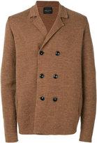 Nuur double breasted cardigan - men - Virgin Wool - 46