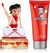 Betty Boop Sexy for Women-2 Pc Gift Set 2.5-Ounce EDP Spray, 3.4-Ounce Bubble Bath