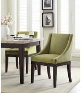 Office Star Monarch Specialties Velvet Dining Chair