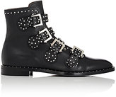 Givenchy Men's K-Line Leather Boots-BLACK