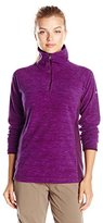 Columbia Women's Glacial Fleece III Print 1/2 Zip