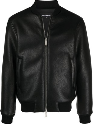 DSQUARED2 Logo Bomber Jacket