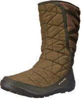 Columbia Women's Minx Mid Slip Tweed Cold Weather Boot