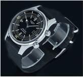 Longines Pre-Owned Gents Legend Diver Steel Watch. Black Dial. Ref L3.674.4