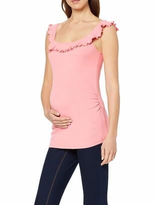 Dorothy Perkins Maternity Women's Ruffle Victoriana Vest Maternity Top