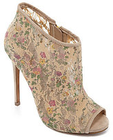 Betsey Johnson Malene Floral Booties