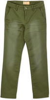 Lucky Brand Green Uptown Slim Fit Pants - Boys