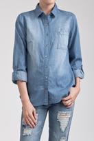 Blu Pepper Chambray Shirt