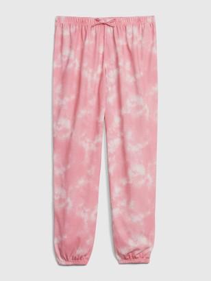 Gap Kids Tie-Dye Jogger PJ Pants